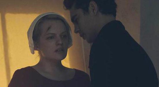 Max Minghella gets us through 'The Handmaid's Tale'