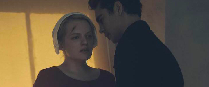 Max Minghella gets us through 'The Handmaid's Tale'